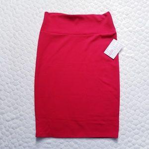 Lularoe Cassie skirt pencil stretchy comfy small